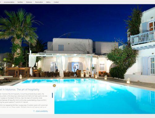 Dionysos Mykonos Hotel