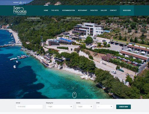San Nicolas Resort