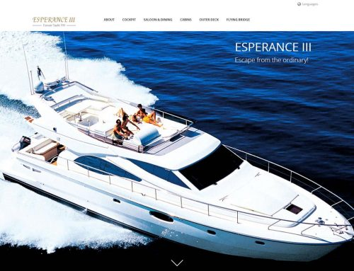 Esperance III Luxury Yacht