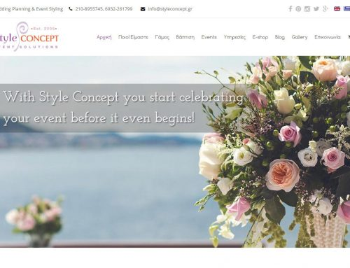 Style Concept Wedding Planning