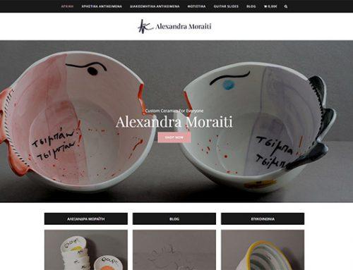 Alexandra Moraiti