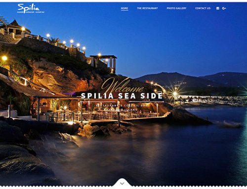 Spilia Seaside Restaurant